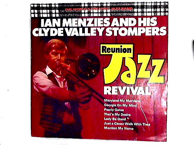 Reunion Jazz Revival LP by The Clyde Valley Stompers