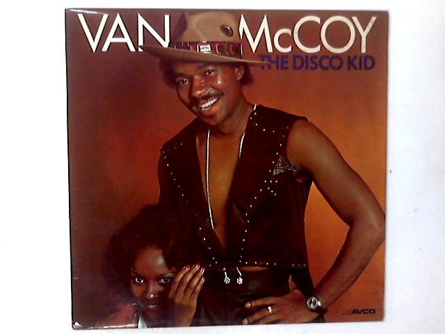 The Disco Kid LP by Van McCoy