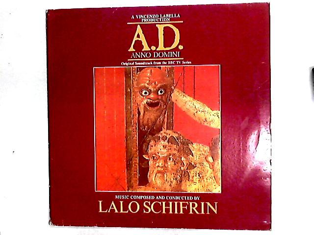A.D. — Anno Domini LP by Lalo Schifrin