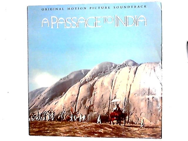 A Passage To India (Original Motion Picture Soundtrack) LP By Maurice Jarre