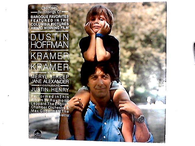 Kramer Vs. Kramer (Soundtrack) Comp by Various