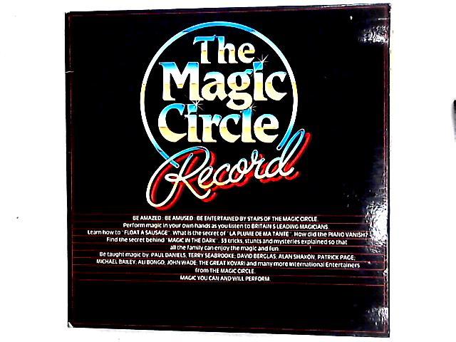 The Magic Circle Record LP Gat by Various