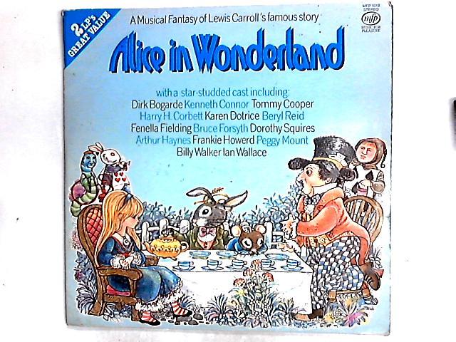 Alice In Wonderland 2LP by Lewis Carroll