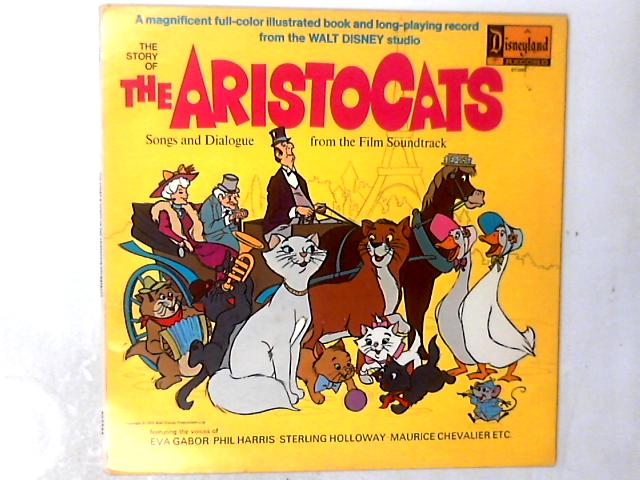 The Story Of The Aristocats LP NO BOOK by Unknown Artist