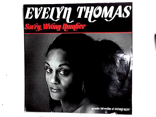 Sorry, Wrong Number 12in by Evelyn Thomas