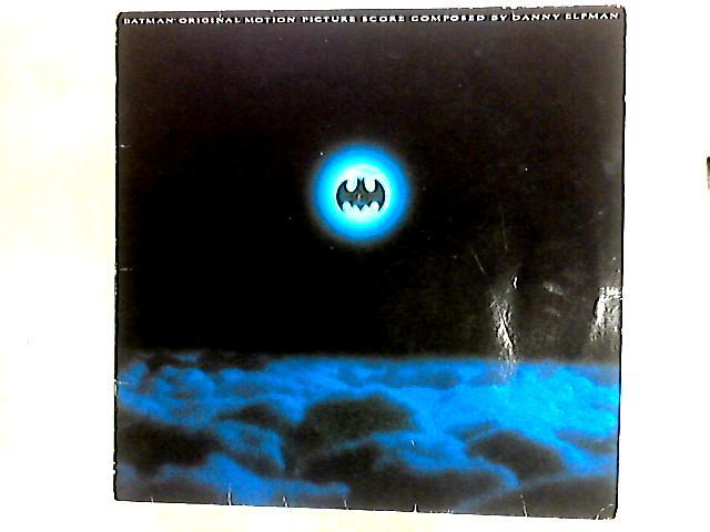 Batman (Original Motion Picture Score) LP by Danny Elfman