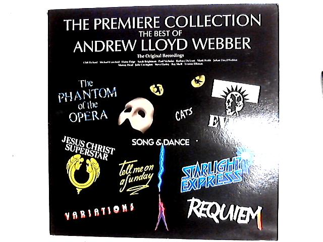 The Premiere Collection - The Best Of Andrew Lloyd Webber LP Gat by Various