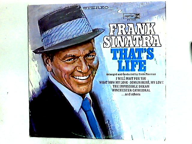 That's Life LP by Frank Sinatra