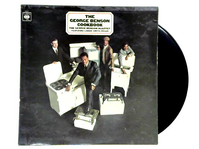 The George Benson Cookbook LP 1st by The George Benson Quartet ft. Lonnie Smith