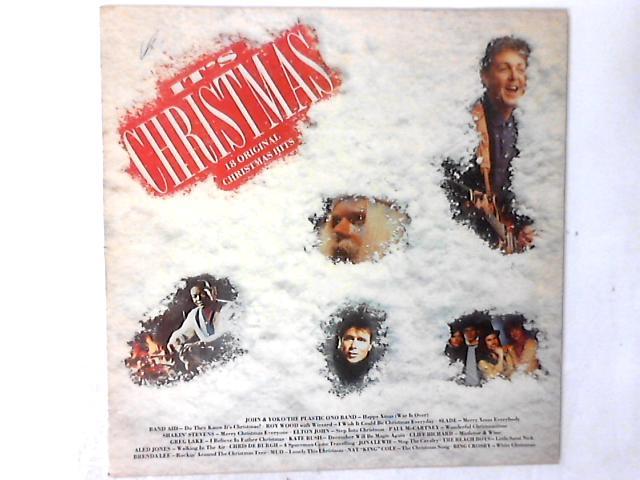 It's Christmas LP COMP by Various