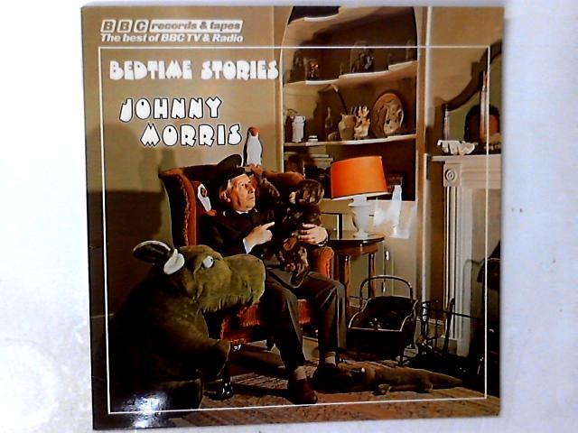 Bedtime Stories LP by Johnny Morris (3)