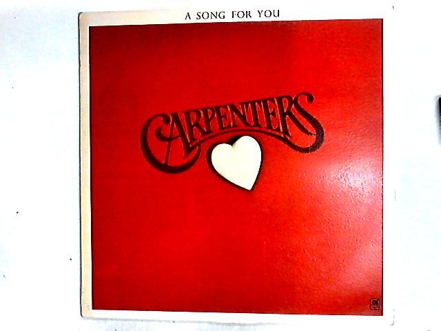 A Song For You LP by Carpenters