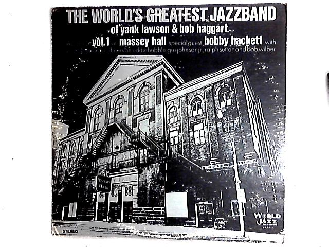 In Concert: Vol. 1 - Massey Hall LP by The World's Greatest JazzBand