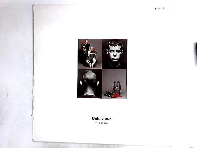 Behaviour LP by Pet Shop Boys
