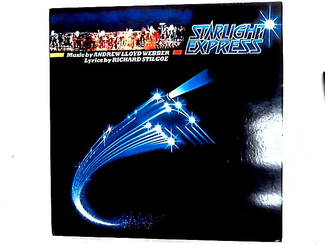 Starlight Express 2LP by Andrew Lloyd Webber