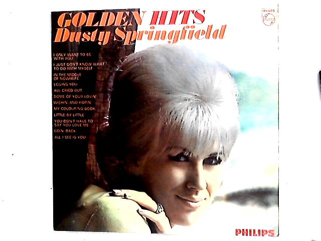 Golden Hits Comp by Dusty Springfield