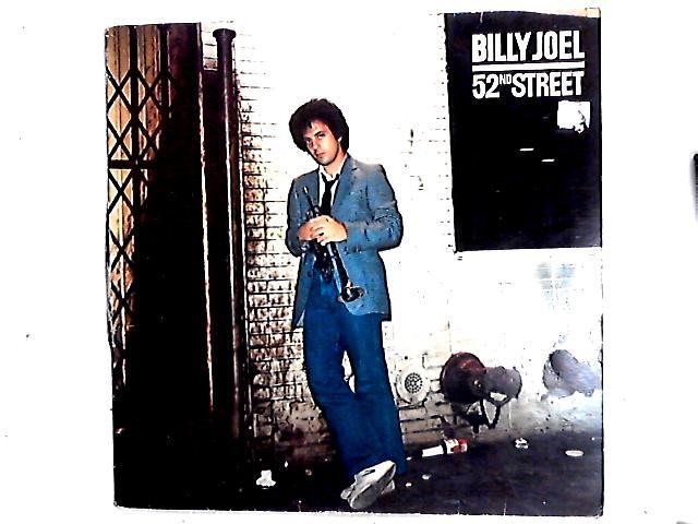 52nd Street LP by Billy Joel