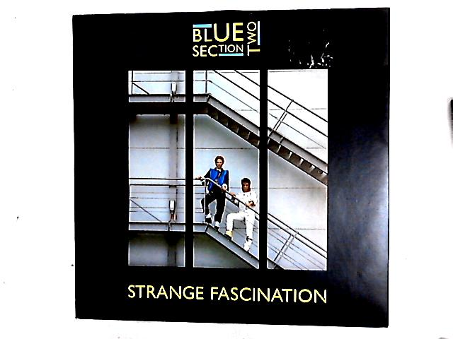 Strange Fascination 12in by Blue Section Two