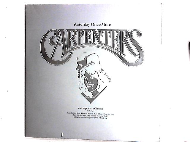 Yesterday Once More 2LP Comp by Carpenters