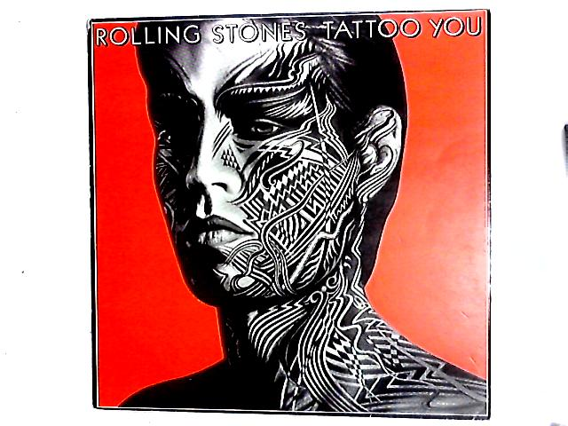 Tattoo You LP by The Rolling Stones