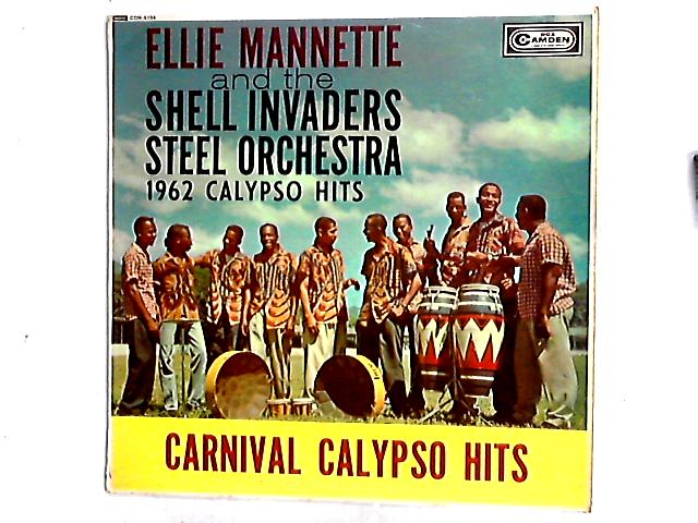 Carnival Calypso Hits LP By Ellie Mannette