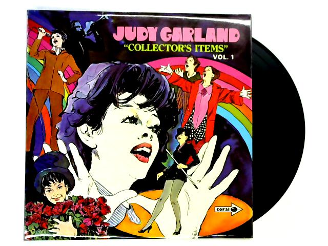 """""""Collector's Items"""" Vol.1 LP 1st By Judy Garland"""