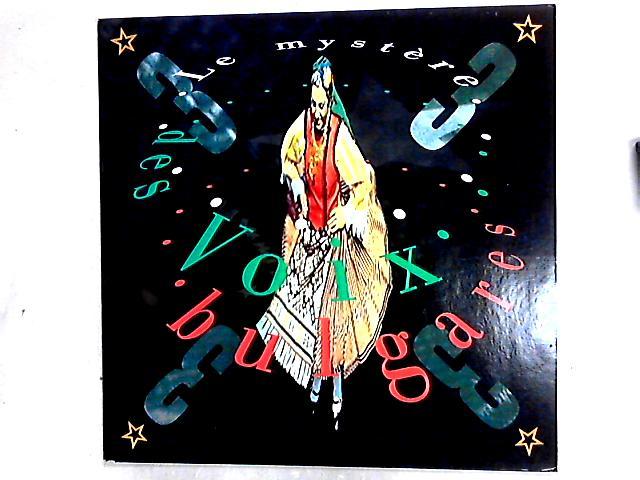 3 LP By Le Mystère Des Voix Bulgares