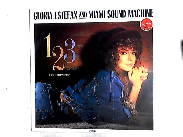 1-2-3 (Extended Version) 12in By Miami Sound Machine
