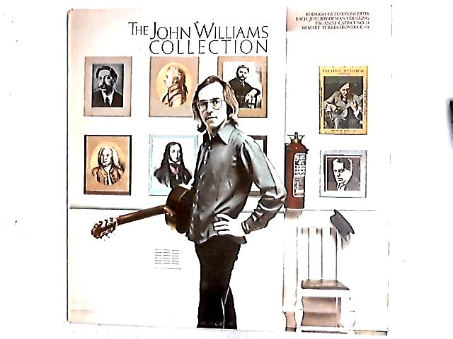The John Williams Collection Comp By John Williams