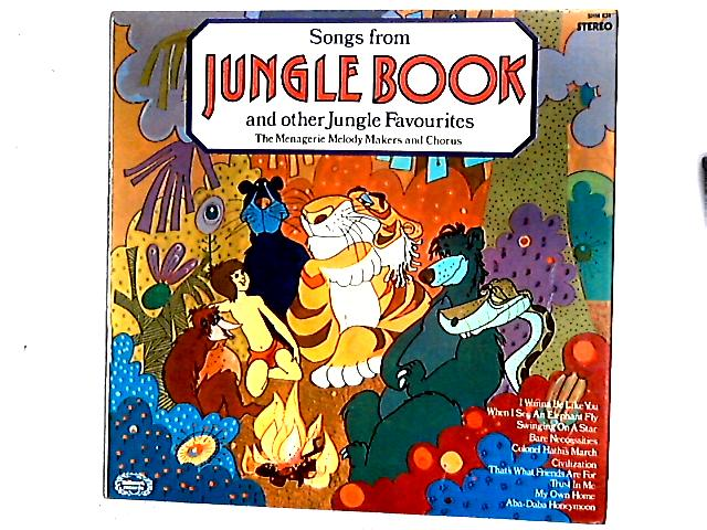 Jungle Book Full Songs