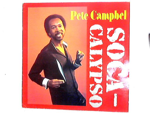 Soca - Calypso LP By Pete Campbell