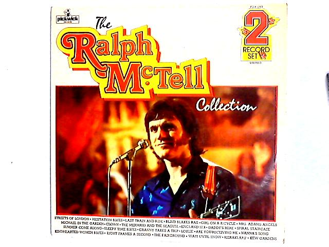 The Ralph McTell Collection 2LP Comp By Ralph McTell