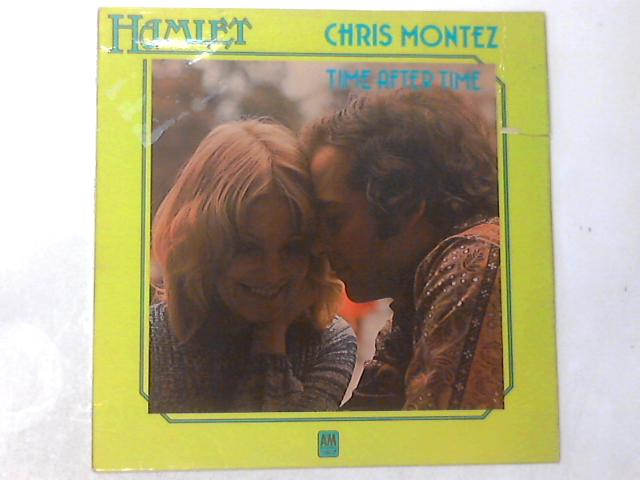 Time After Time LP By Chris Montez