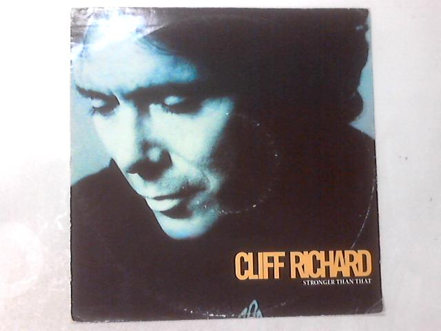 Stronger Than That LP By Cliff Richard