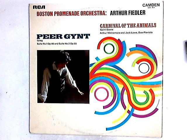 Peer Gynt Suite No. 1, Op.46 LP By Arthur Fiedler