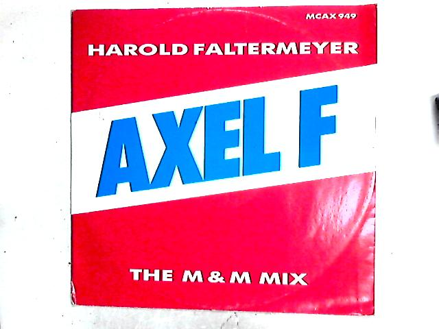 Axel F The M M Mix 12in World Of Books