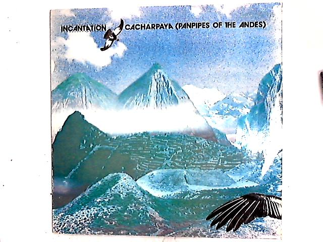 On The Wing Of A Condor LP By Incantation