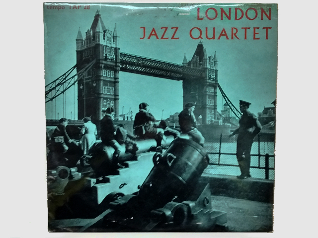 London Jazz Quartet LP by London Jazz Quartet