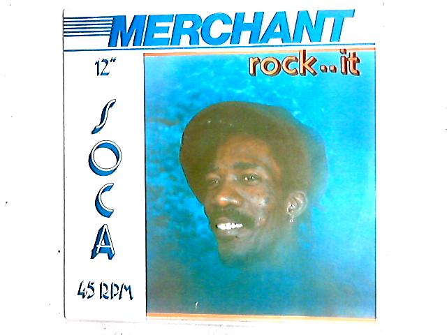 Rock..It 12in By Merchant