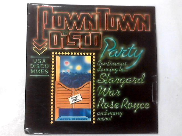 Downtown Disco Party LP COMP by Various