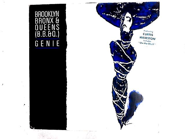 Genie (Dance Mix) / On The Shelf 12in By The Brooklyn, Bronx & Queens Band