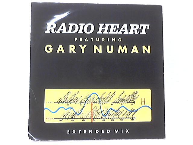 Radio Heart 12in by Radio Heart