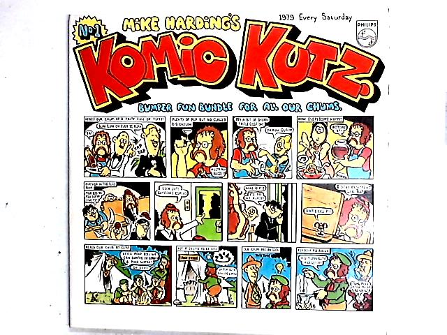 Komic Kutz 2LP By Mike Harding