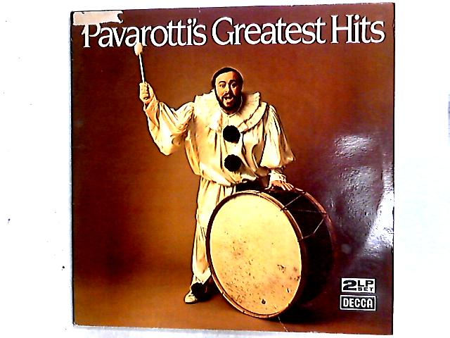 Pavarotti's Greatest Hits 2LP Comp By Luciano Pavarotti