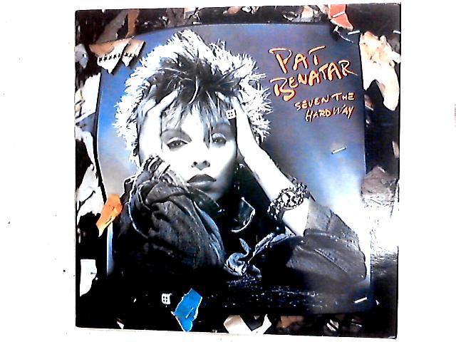 Seven The Hard Way Lp Pat Benatar 1985 Vinyl 15160 Ebay