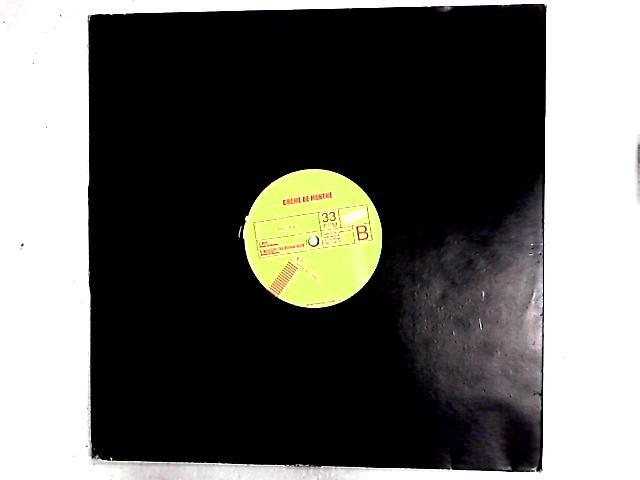 Plastique EP 12in by Crème De Menthe