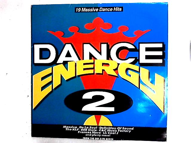 Dance Energy 2 comp by Various
