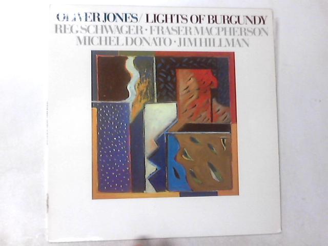 Lights Of Burgundy LP By Oliver Jones (5)