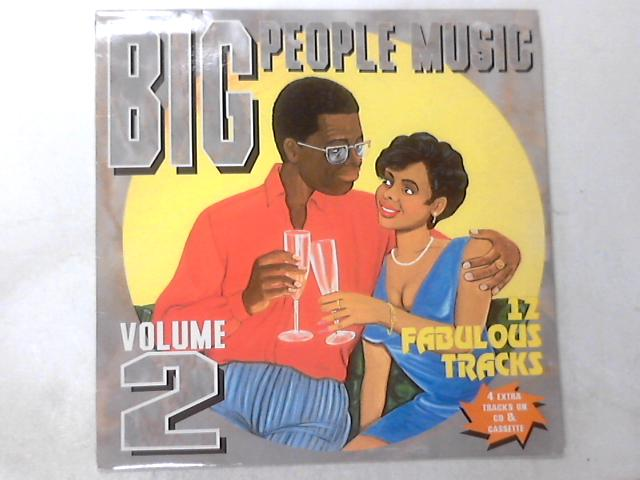 Big People Music Volume 2 LP COMP By Various