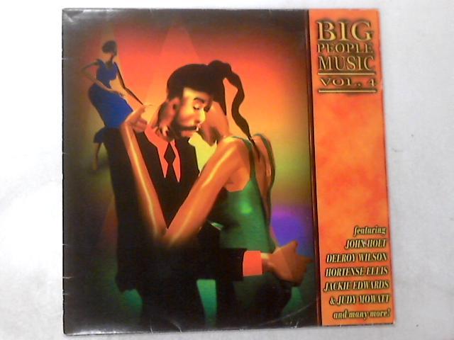 Big People Music Vol. 4 LP COMP By Various